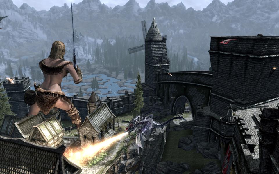 Best realistic combat mod/overhaul :